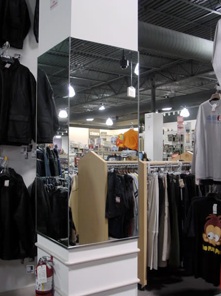Bell Mirror Glass Clothing Room Bell Mirror Glass Inc